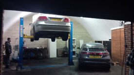 LONDON CAR REPAIR GARAGE FOR LET. WALK TO FOREST GATE & WANSTEAD PARK STATIONS