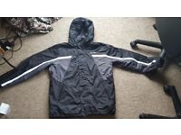 Black Ski Jacket - Windproof and waterproof - M Size