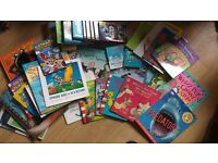 Huge selection of kids books