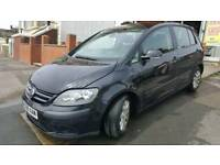 Vw golf plus, 1.9TDI, 102K miles