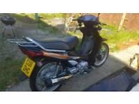 Very cheap bike....Keeway 110 partner