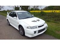 Mitsubishi lancer evo 6 fresh import low miles