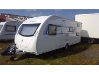 2012 sprite major 6 caravan. 6 berth excellent condition with all gear ready to go