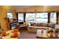 Static caravan for sale Norfolk Broads Nr Gorleston Beach Nr Great Yarmouth Cherry Tree Holiday Park