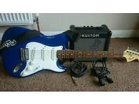 Fender squier Strat 20th Anniversary