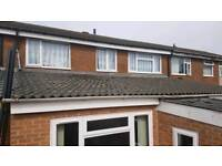 Roof slates tiles ribbed low pitch ceilings