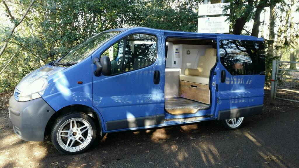 Nissan Primastar Like T4 T5 Vivaro Traffic Campervan In