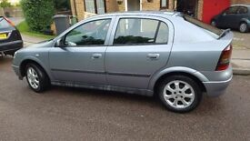 vauxhall astra 2004 with mot