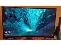 """AOC 32"""" Curved Gaming Monitor 2560x1440 144Hz"""