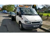 Ford Transit Recovery Truck 2.4 LWB