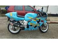 99 Rizla Suzuki Gsxr 600 srad - Very clean example