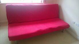 Three-seat sofa-bed Beddinge Lovas Ikea £45