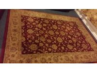 Large Red Rug for sale £30