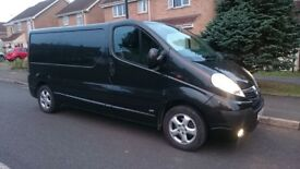 2013 STEALTH/SURF Black 2.0CDTi LWB Sportive - NO VAT