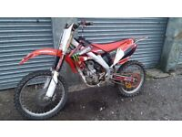 Looking for non runners, seized, damaged, spares, repair KTM CRF YZF RMZ