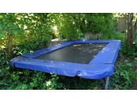 Supertramp Kangaroo performance garden trampoline