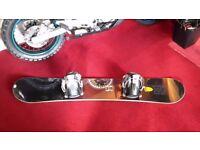 2 pairs ski-boots and ski,s..(dynastar max 3,s) .....! 1 snowboard..!!