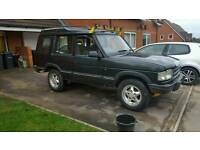 Land rover discovery 300tdi BREAKING!!!!