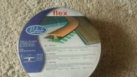 Step flex flooring profile