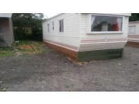 1 bed mobile home £160 p/w