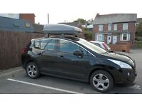 Roof Box for HIRE (Flintshire)