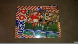 Limited Edition 1994 World Cup Subbeuto - RARE