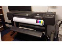 hp designjet 800ps large format printer