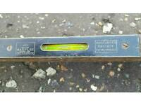 Builders spirit level Marples