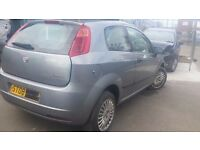 FIAT PUNTO 2008, BREAKING MOST PARTS AVALIABLE