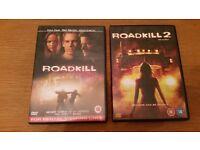Roadkill 1 & Roadkill 2 DVD Bundle £3