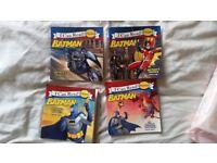 4 x I can read with Batman books. Phonics