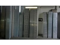 Aluminium Punched decking ramp for recovery trucks / plant / trailer lengths 2,0m , 2,5m and 3,0m