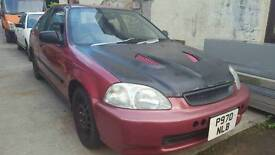 Honda Civic EJ6 Coupe. *REDUCED*