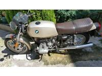 BMW R45 YEAR 1980 THESE BIKES ARE BECOMING VERY RARE. LOVELY CONDITION lovely little bike original