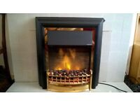 Electric Fire - Dimplex Cheriton model
