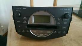 Toyota Rav4 Radio CD Player 2006-13 2006 2007 2008 2009 2010 2011 2012 2013