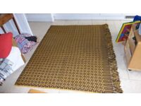 Lovely woolen throw for sale