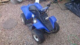 50cc Quadbike, spares or repairs