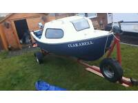 Fishing boat 15ft