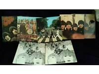 Original Beatles album collection rarities various prices or job lot
