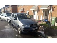 2004 punto 1.2 semi-auto for sale