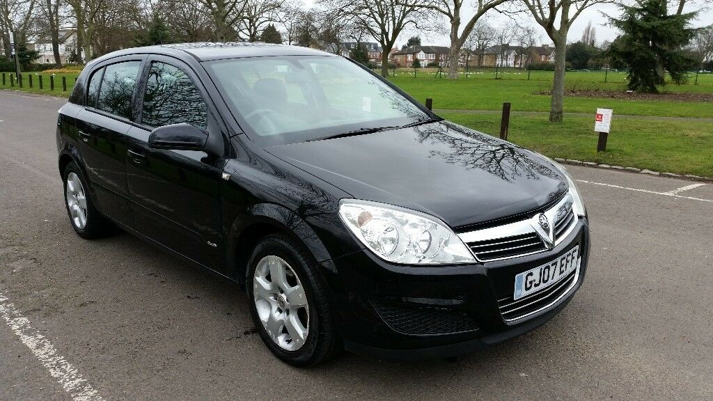 2007 Vauxhall Astra 1.6 i 16v Club 5dr Fully HPI Clear Service History I Former Keeper @07725982426@