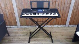 Yamaha digital keyboard PSR E 333