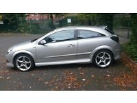 Silver Vauxhall Astra SRI Diesel 1.9 3 Door with X-Pack