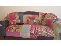 DFS Shout sofa set