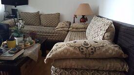 2 Beautiful Moroccan Sofas