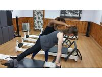 Reformer I Teacher training course with Flowing Body Pilates