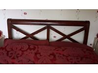 Acacia Double Bed