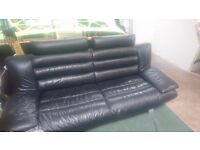Leather Sofa - Free for collection