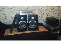 Quality Vintage Stereo setup